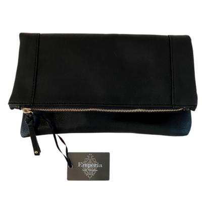 Emperia Los Angeles Folding Cierra Clutch with Magnetic Closure