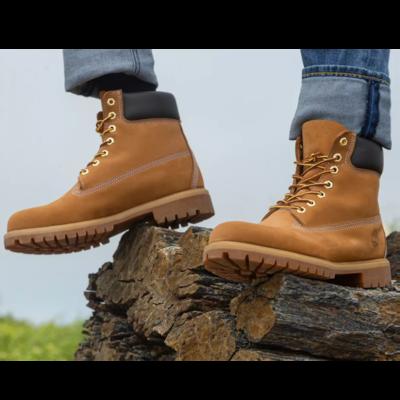 TIMBERLAND 6-Inch Premium Waterproof Boots 8420243 Men's 13