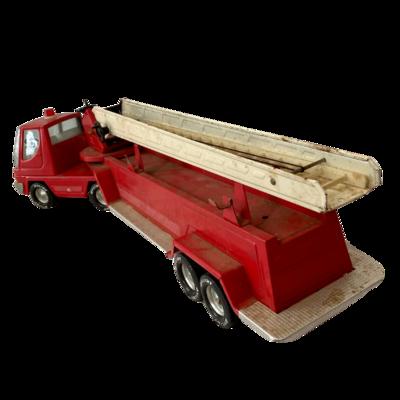 NYLINT TOYS Pressed Steel Hook & Ladder Fire Truck Circa 1960