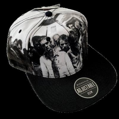 BIOWORLD The Walking Dead Walkers 2018 AMC Snapback Hat