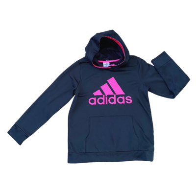 Adidas Pullover Hoodie Youth Large