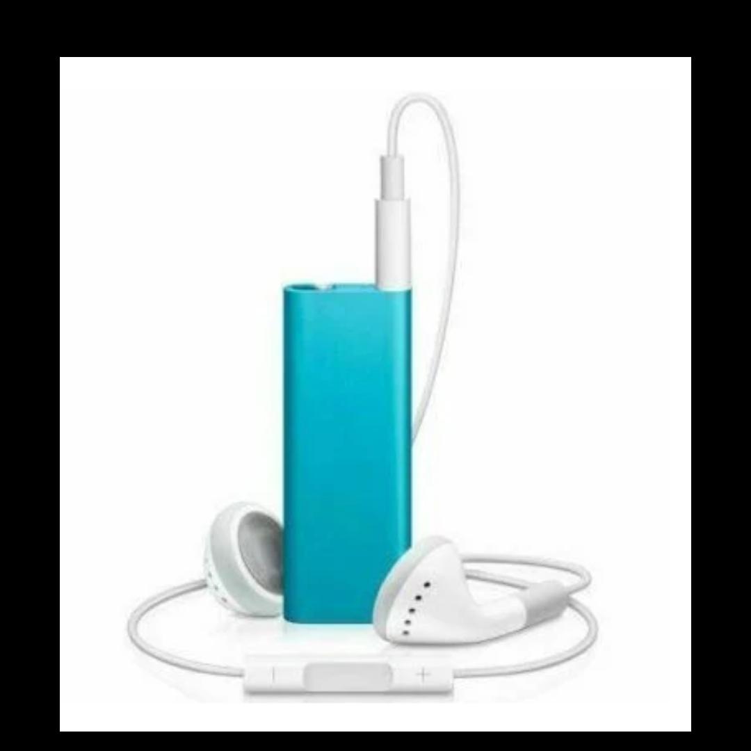 Apple iPod Shuffle 3rd Generation 2GB Blue