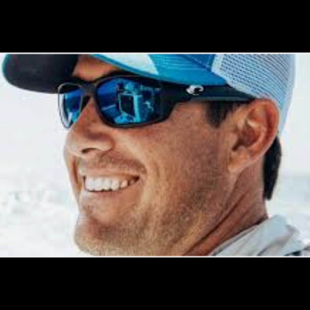 COSTA Blackfin Polarized Sport Sunglasses