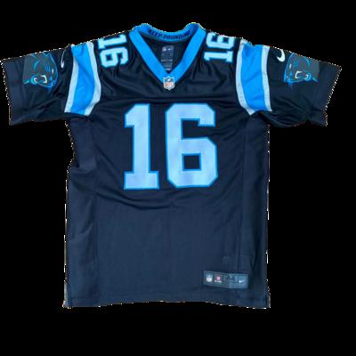 NFL Official Nike Panther Jersey NFL DRAFT 16 Men's 44