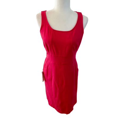 Ann Taylor Sleeveless Knee Length Classic Fit Dress Women's 6