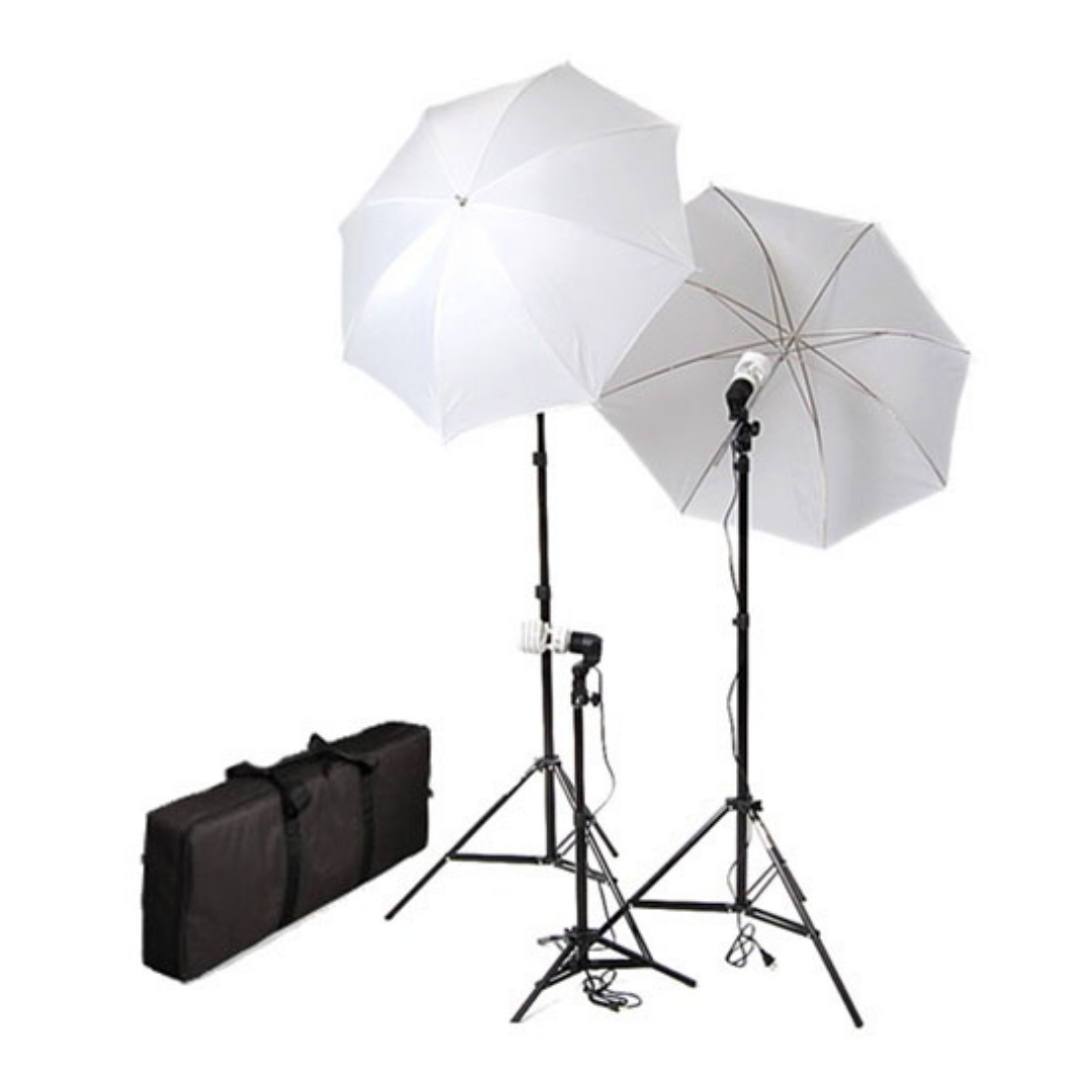 Cowboy Studio Portable Multi-Use Umbrella Light Kit