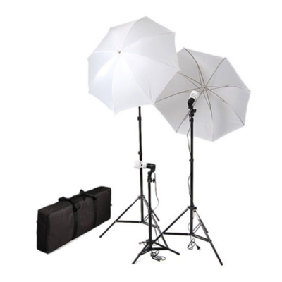 Cowboy Studio Portable Multi-Use Umbrella Light Kit