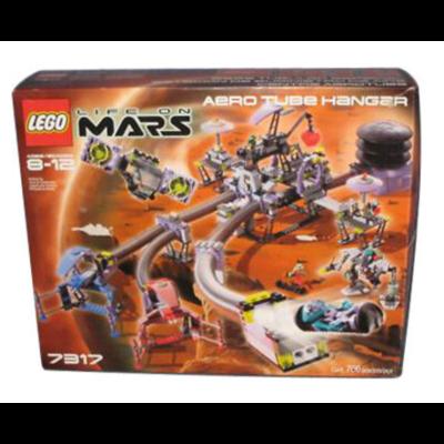 "LEGO ""Life On Mars"" 2001 Aero Tube Hanger #7317"