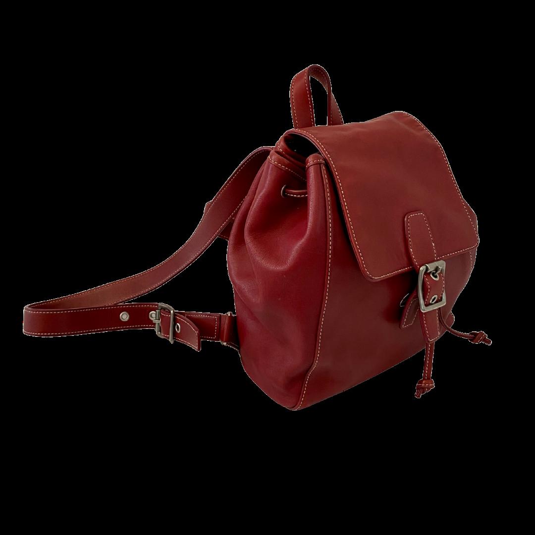 COACH Vintage Legacy Backpack Purse 9569