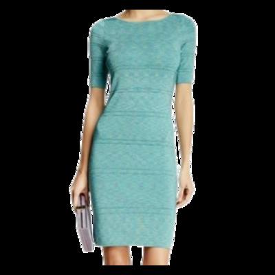 "Rolo & Ale ""Audree"" Short Sleeve Knit Dress Women's Small"