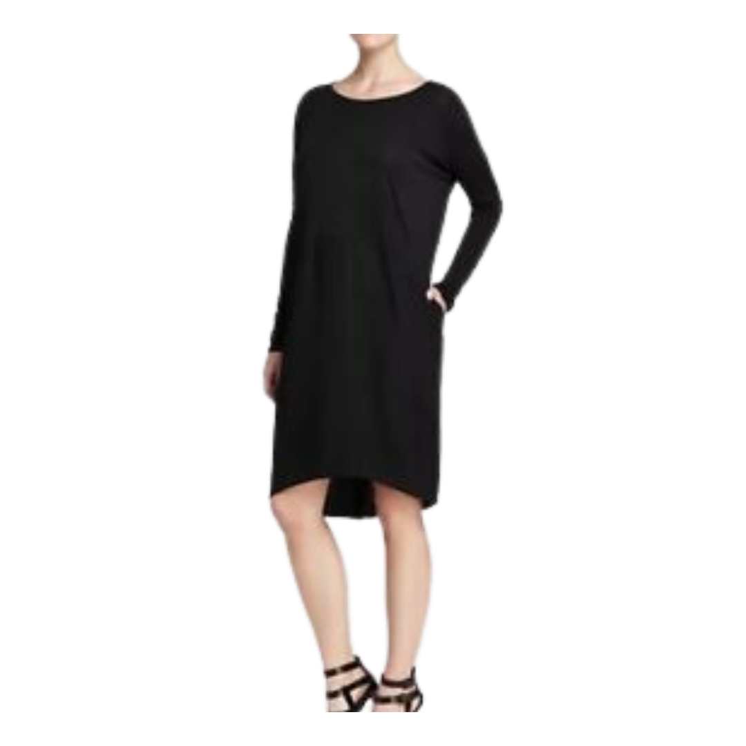 Eileen Fisher Ballet Neckline K/L Dress Women's XS