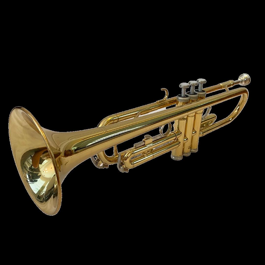 Yamaha Trumpet Model #YTR-2335 Student Trumpet and Hard Case
