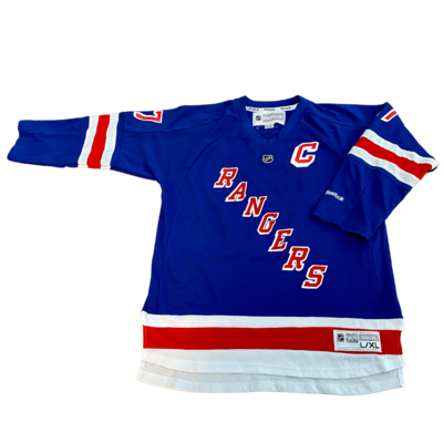 NHL Reebok New York Rangers #27 Ryan McDonagh Jersey Youth XL
