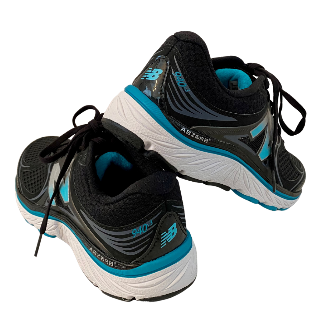 New Balance Running Course Shoe W940BK3 Women's 7