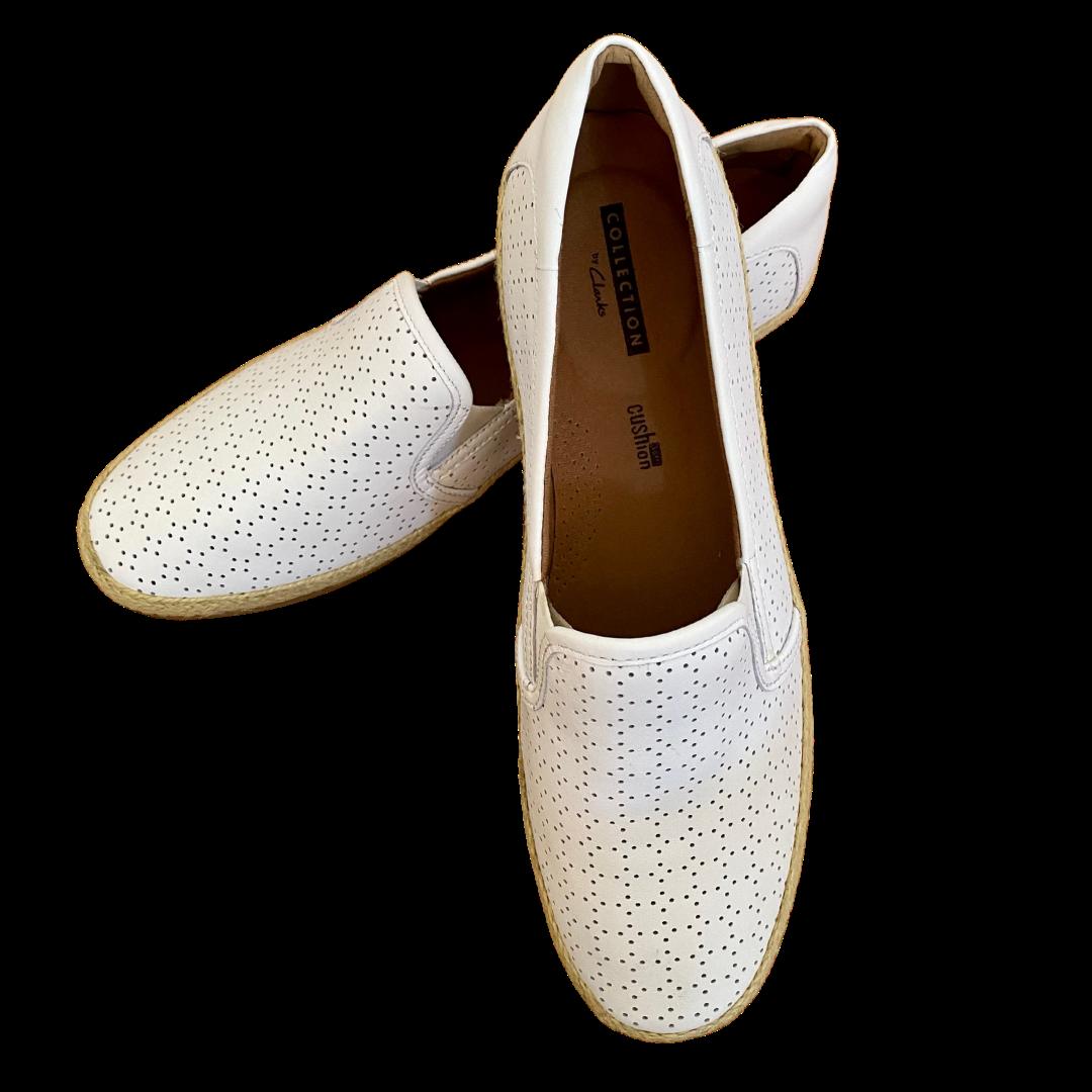 Clarks®  Danelly Molly Loafer Flat Shoe Women's 8