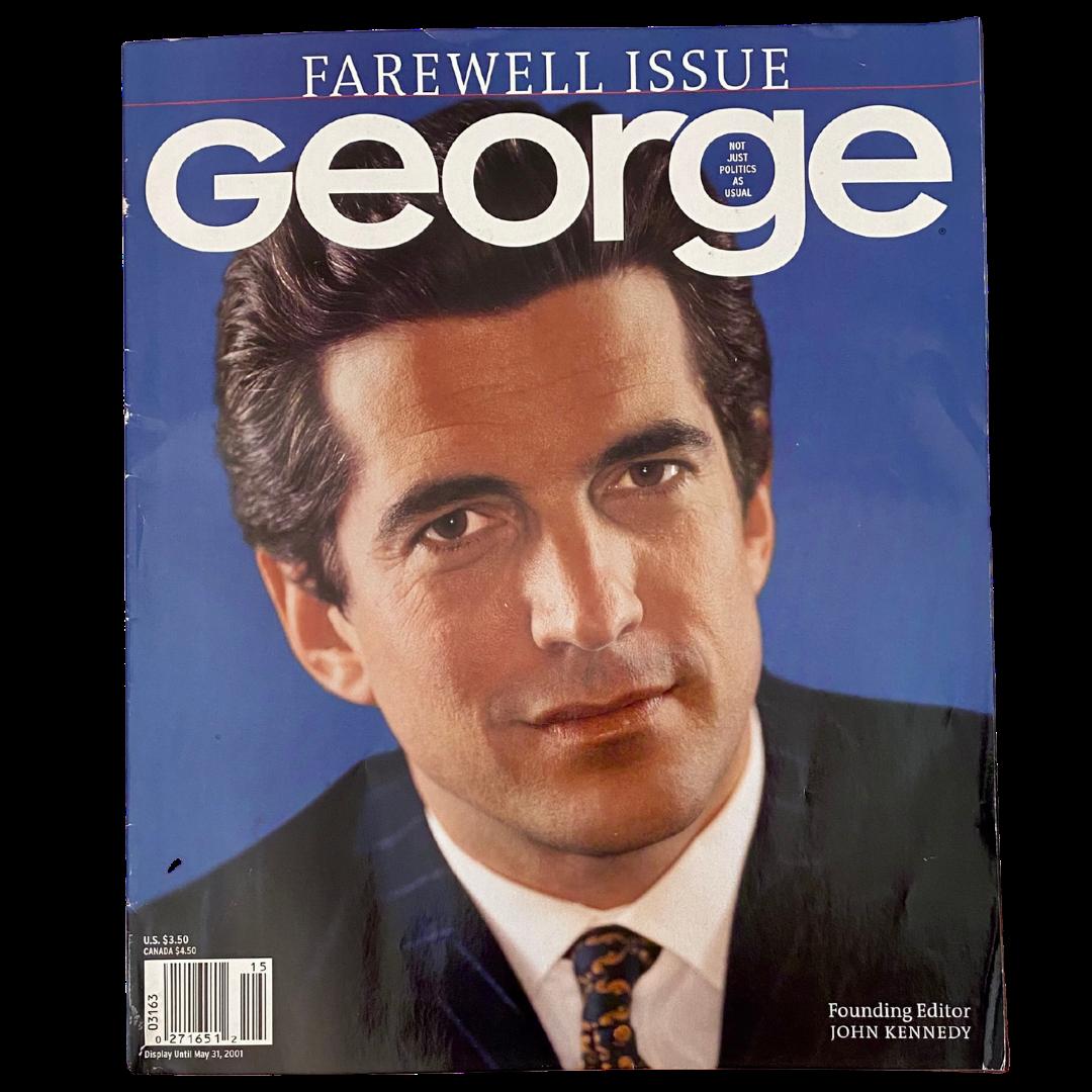 George Magazine Farewell Issue Volume VI Number 1