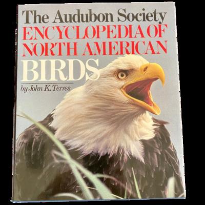 The Audubon Society Encyclopedia Of North America Birds By John K Terres Hardcover