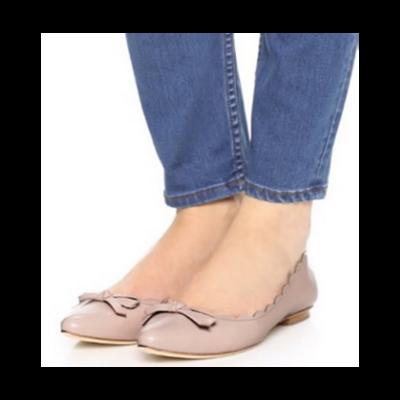 Kate Spade New York Blush Flexible Sole Shoe Women's 8