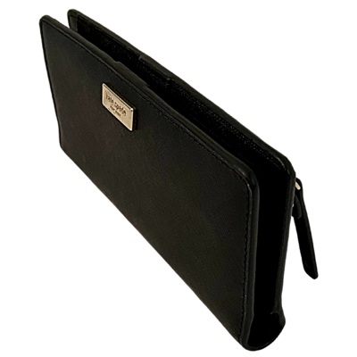 Kate Spade New York Black Bifold Wallet