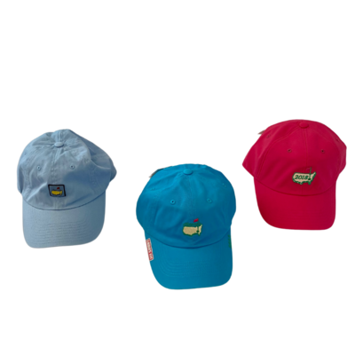 Masters American Needle Collection of Three Women's Hats