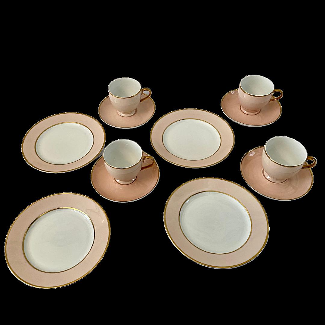 Ralph Lauren Hampton's Dessert Set