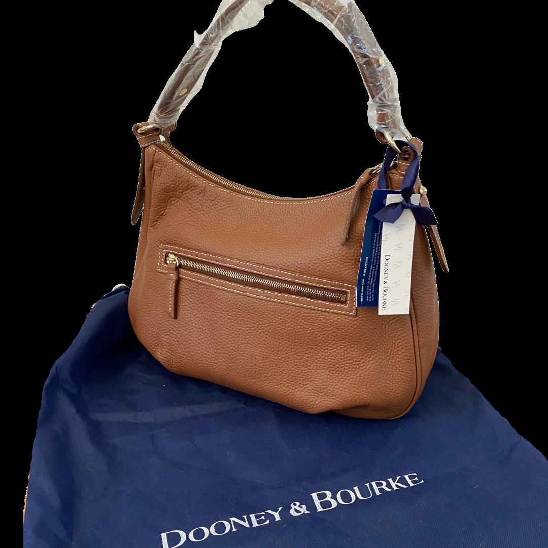 Dooney & Bourke East/West Collins Pebble Grain Handbag