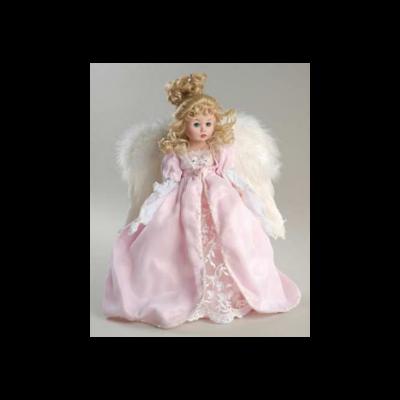 "Madame Alexander ""Angel Of Hope"" Porcelain 12 Inch Doll #A4120"