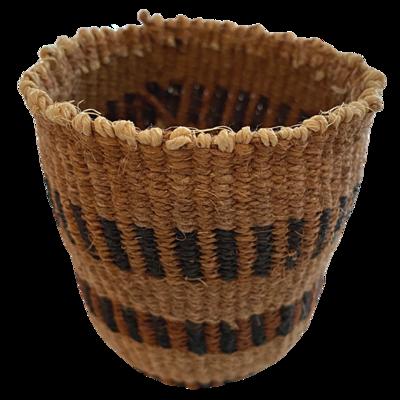 Handmade Woven Indian Basket