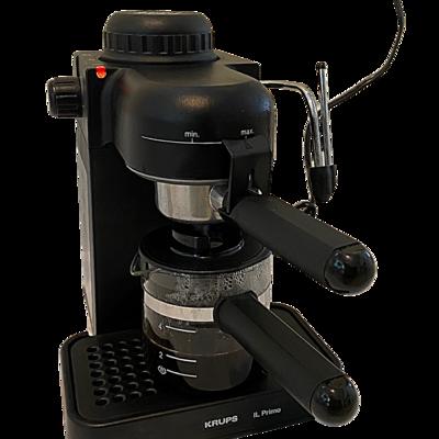 KRUPS IL Primo #972 Espresso & Cappuccino Maker