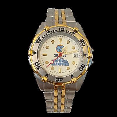 LogoArt Team Logo North Carolina National Champions Women's Watch