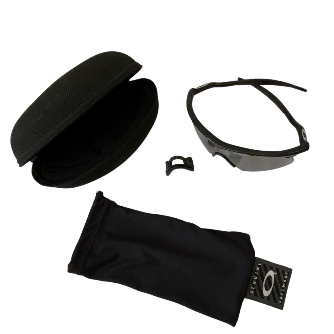 OAKLEY M Frame Made in the USA Sunglasses & Case