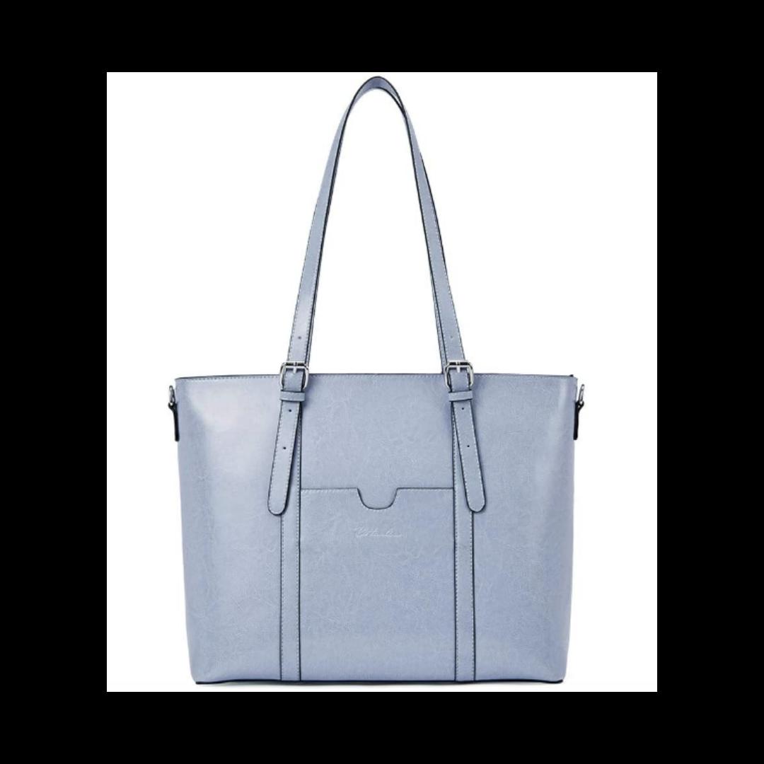 BOSTANTEN Laptop Tote Shoulder Handbag