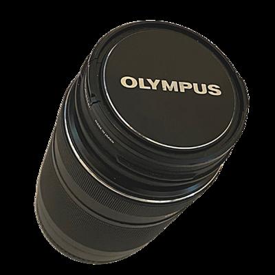 OLYMPUS M.Zuiko Digital 75-300mm 1:4,8-6,7 Lens