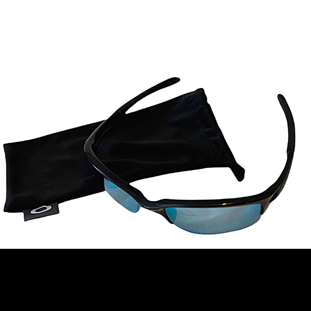 OAKLEY Quarter Jacket Polarized Sunglasses 9200-16 Youth