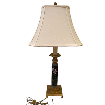 Frederick Cooper Chicago Artist Brass Table Lamp
