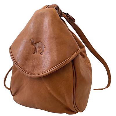 Canyon Outback Soft Leather Backpack/Bucket Handbag