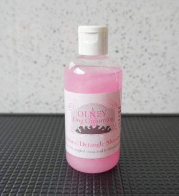 Almond Detangle Shampoo