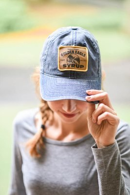 Golden Eagle Syrup Logo Hat