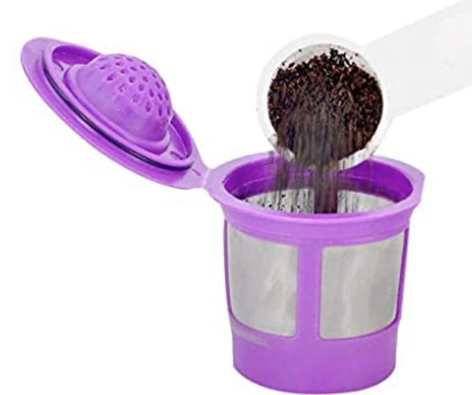 Reusable Single Coffee Pod