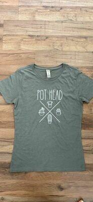 Pot Head Shirt