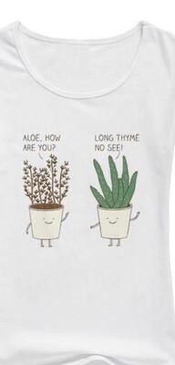 Aloe & Thyme Shirt