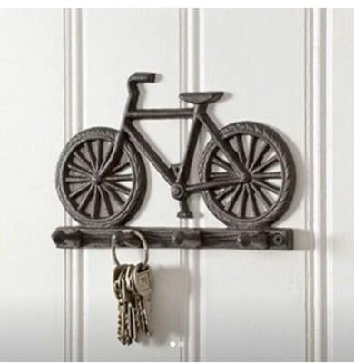 Iron Bike Key Holder