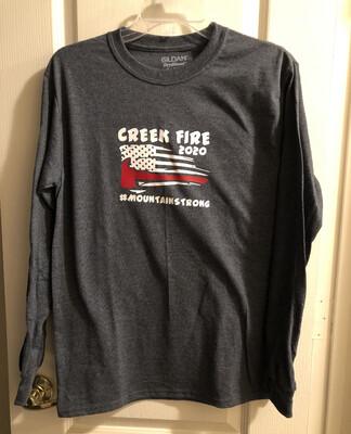 Creek Fire Relief T shirt
