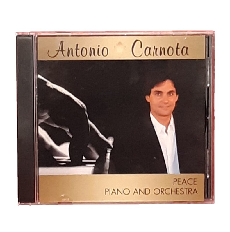 PEACE PIANO AND ORCHESTRA