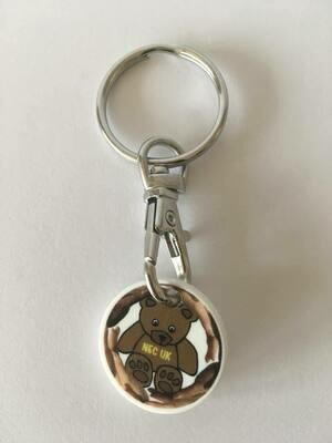 Toby Bear Trolley Token