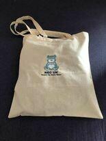 NEC UK Logo Tote Bag