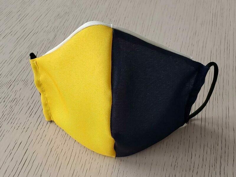 University of Michigan Face Mask - 25 Piece Minimum