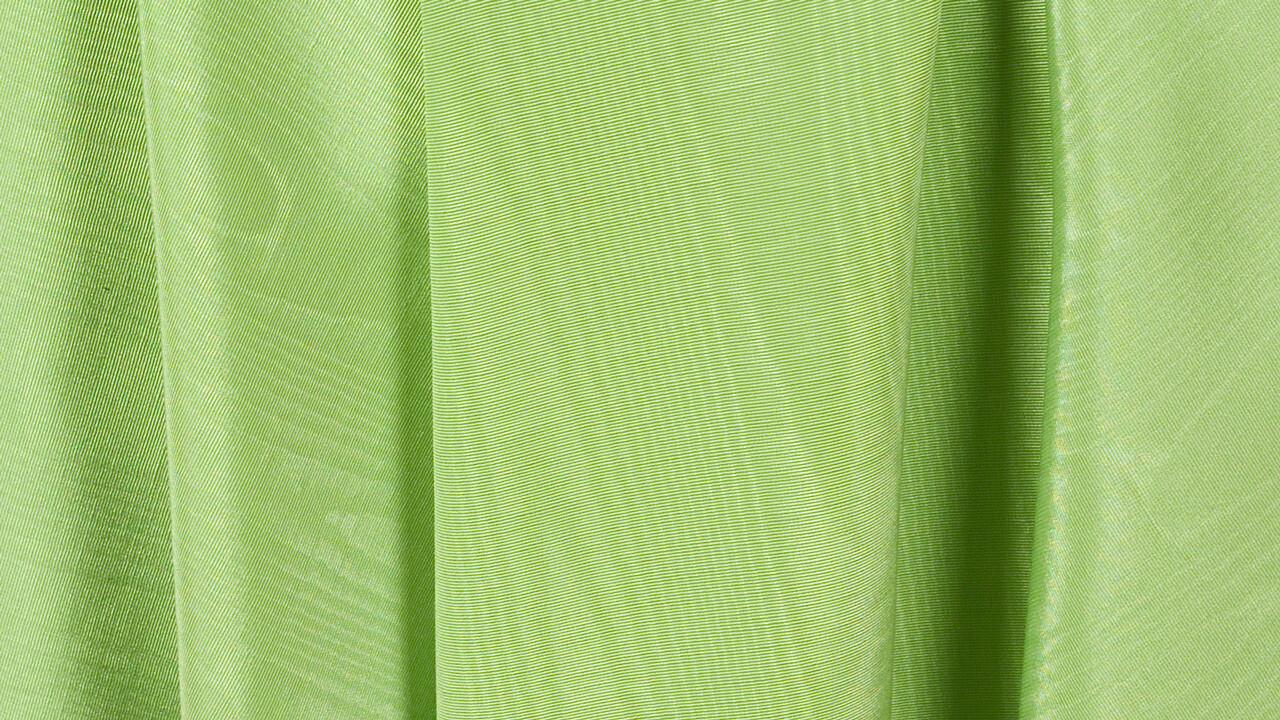 Apple Green Bengaline Moire 90