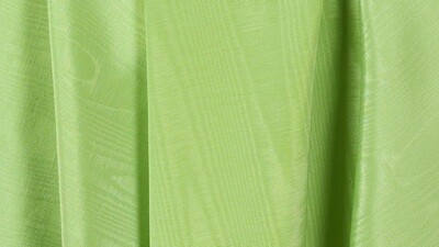Apple Green Bengaline Moire 108