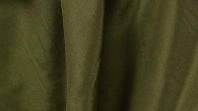 Olive Drab Bengaline Moire 90